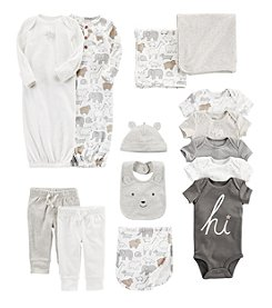 Carter's Little Baby Basics - Little Peanut Collection