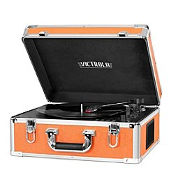 Victrola® Suitcase Record Player with CD Player and Bluetooth®