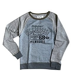 Summerfest Terry Crewneck Pullover