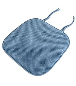 Trademark Global Lavish Home Memory Foam Chair Pad