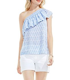 Vince Camuto® One Shoulder Blouse