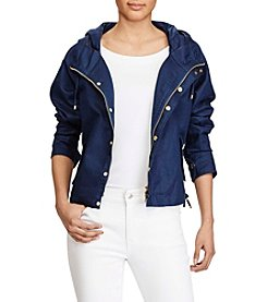 Lauren Ralph Lauren® Hooded Canvas Jacket