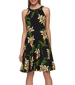 Tommy Hilfiger® Floral Swing Dress