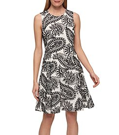 Tommy Hilfiger® Paisley Print Dress