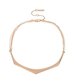 Kenneth Cole® Geometric Bar Collar Necklace