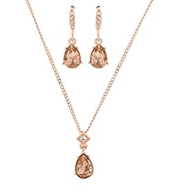 Givenchy® Earring And Necklace Set