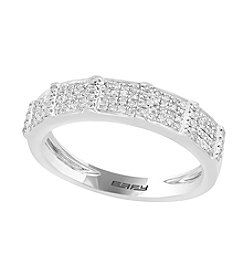 Effy® 925 Collection .20 ct. t.w. Diamond Sterling Silver Ring