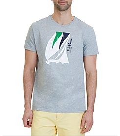Nautica® Men's Sail Race Crew Tee