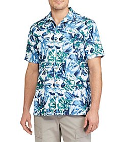 Chaps® Men's Short Sleeve Button Down Floral Shirt