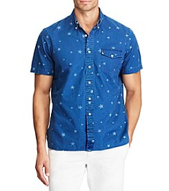 Polo Ralph Lauren® Men's Big & Tall Short Sleeve Button Down Shirt