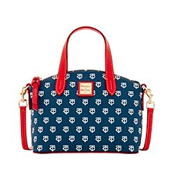 Dooney & Bourke® MLB&Reg; Minnesota Twins Ruby Satchel
