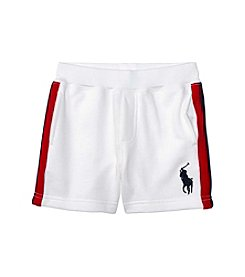 Ralph Lauren® Baby Boys' Atlantic Terry Polo Shorts