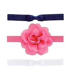 Carter's® 3-Pack Baby Girls' Headwraps