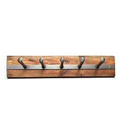 Muirwood Reclamations Railroad Spike Coat Rack
