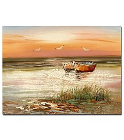 Trademark Global Fine Art Rio 'Florida Sunset' Canvas Art