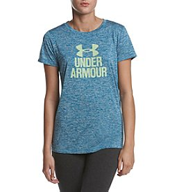 Under Armour® UA Tech™ Graphic Twist Tee