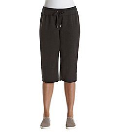 Calvin Klein Performance Plus Size Capri Pants