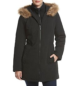 Breckenridge® Fur Trim Hooded Anorak