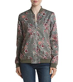 Gypsies & Moondust® Floral Bomber Jacket