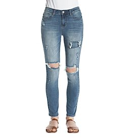Hippie Laundry Marty Destructed Skinny Jeans