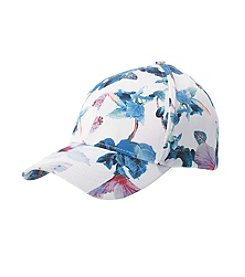 Collection 18 Tropical Flower Baseball Hat