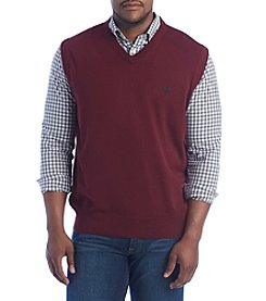 Chaps® Men's Big & Tall Sweater Vest