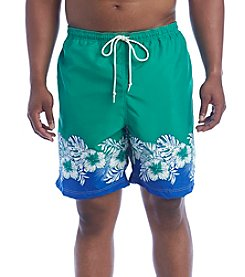 Chaps® Men's Big & Tall Swim Trunks