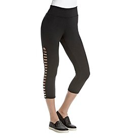 Jessica Simpson - The Warmup Cut Out Side Leggings