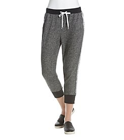 Jessica Simpson - The Warmup French Terry Jogger Capri Pants