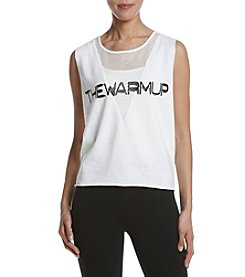 Jessica Simpson - The Warmup Baby French Terry Graphic Tank
