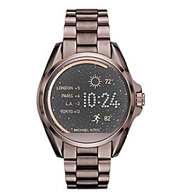 Michael Kors® Access Women's 44mm Bradshaw Sable-Tone Smartwatch