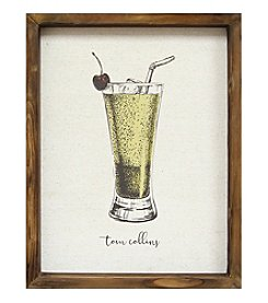 Stratton Home Décor Tom Collins Wall Art