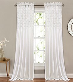 Lush Decor Bayview Window Curtain Set
