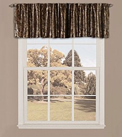 Lush Decor Crocodile Valance
