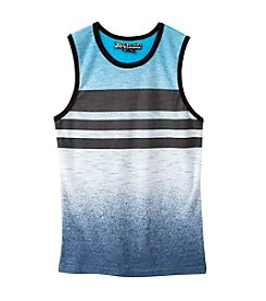 Distortion® Boys' 8-20 Sleeveless Printed Tank