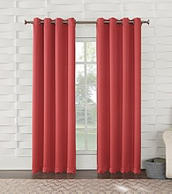 Sun Zero Redding Grommet Curtain Panel