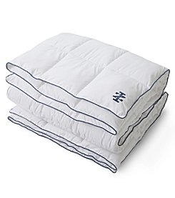 Home IZOD Anti-Allergen/Anti-Microbial White Comforter
