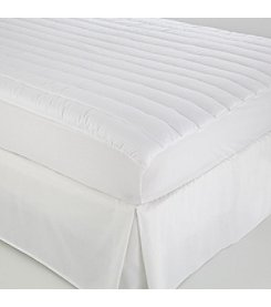 Home IZOD Anti-Allergen/Anti-Microbial Mattress Pad