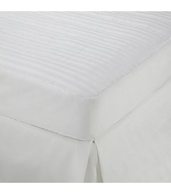 Martex Damask Stripe Mattress Topper