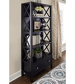 Linon Home Décor Products, Inc. Anna Collection 5 Shelf Bookcase