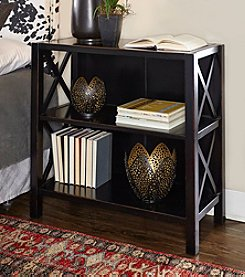 Linon Home Décor Products, Inc. Anna Collection 2 Shelf Bookcase