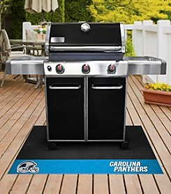 FANMATS NFL® Carolina Panthers Grill Mat