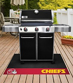 FANMATS NFL® Kansas City Chiefs Grill Mat