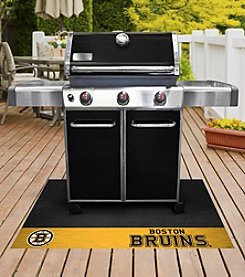 FANMATS NHL® Boston Bruins Grill Mat