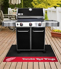 FANMATS NHL® Detroit Red Wings Grill Mat