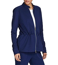 Lauren Ralph Lauren® Petites' Full Zip Jacket
