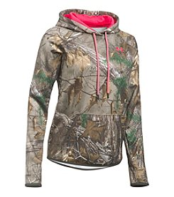 Under Armour® Icon Camo Logo Hoodie