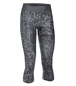 Under Armour® HeatGear® Printed Capri