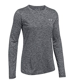 Under Armour® UA Tech™ Twist Long Sleeve Tee