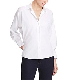 Lauren Ralph Lauren® Button Front Top